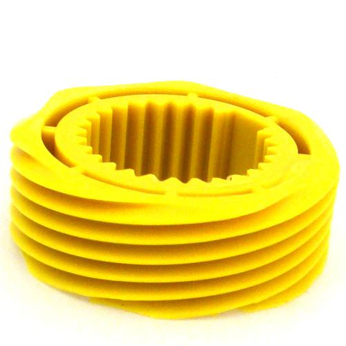 LRS Speedo drive gear, 7 tooth yellow, 83-95 Mustang T5