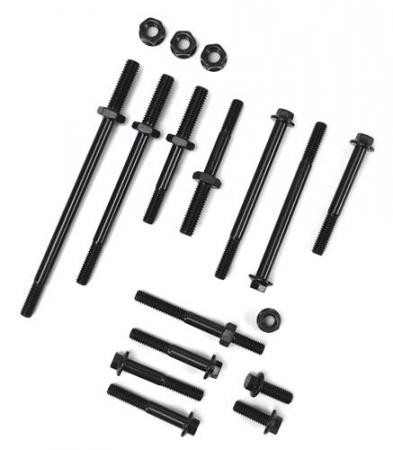 Water Pump and Timing Cover Studs and Bolt kit, 1979-93 Mustang 5.0L and 5.8