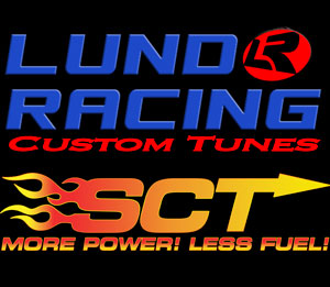 Lund Racing Custom Tune for SCT or Ngauge