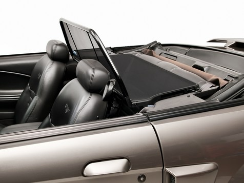 Love the Drive Wind Screen, 1994-2004 Mustang