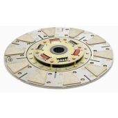 Mcleod Clutch disc upgrade - ceramic / ceramic, 2015+ Mustang 2.3 Ecoboost