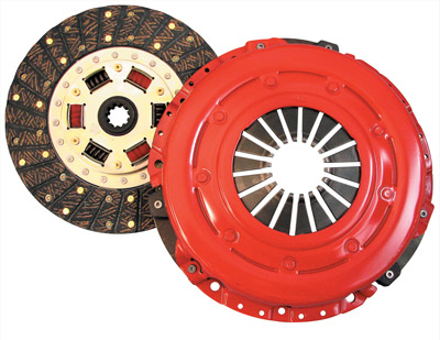 Mcleod Super Street Pro Clutch kit, 10.5, 10 Spline, 1986-2000 Mustang