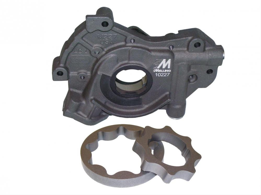 Melling oil pump w/ billet gears, 4.6 / 5.4 engines