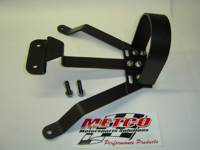 Metco Drive Shaft Loop, Front Only, 2005-10 Mustang and 2007+ GT500