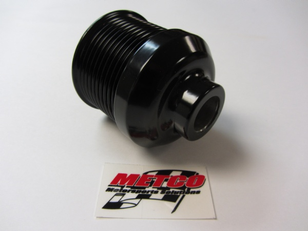 Metco Supercharger Pulley Kit, 2.4, 2013-14 GT500