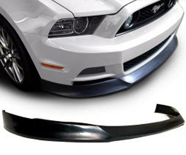 Mustang Chin Spoiler, 2013 - 2014 Mustang GT and V6