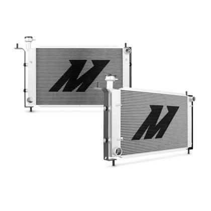 Mishimoto Aluminum Radiator w/ stabilizer, 94-95 Mustang manual