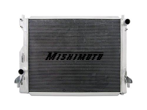 Mishimoto Aluminum radiator, 2005-14 Mustang manual