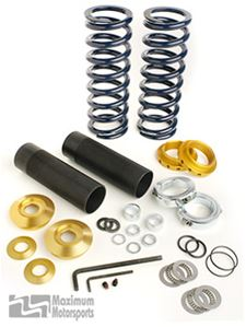 Maximum Motorsports front coil over kit,w/springs, for bilstein strut