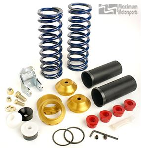 Maximum Motorsports Rear coil over kit,w/springs, for bilstein shock