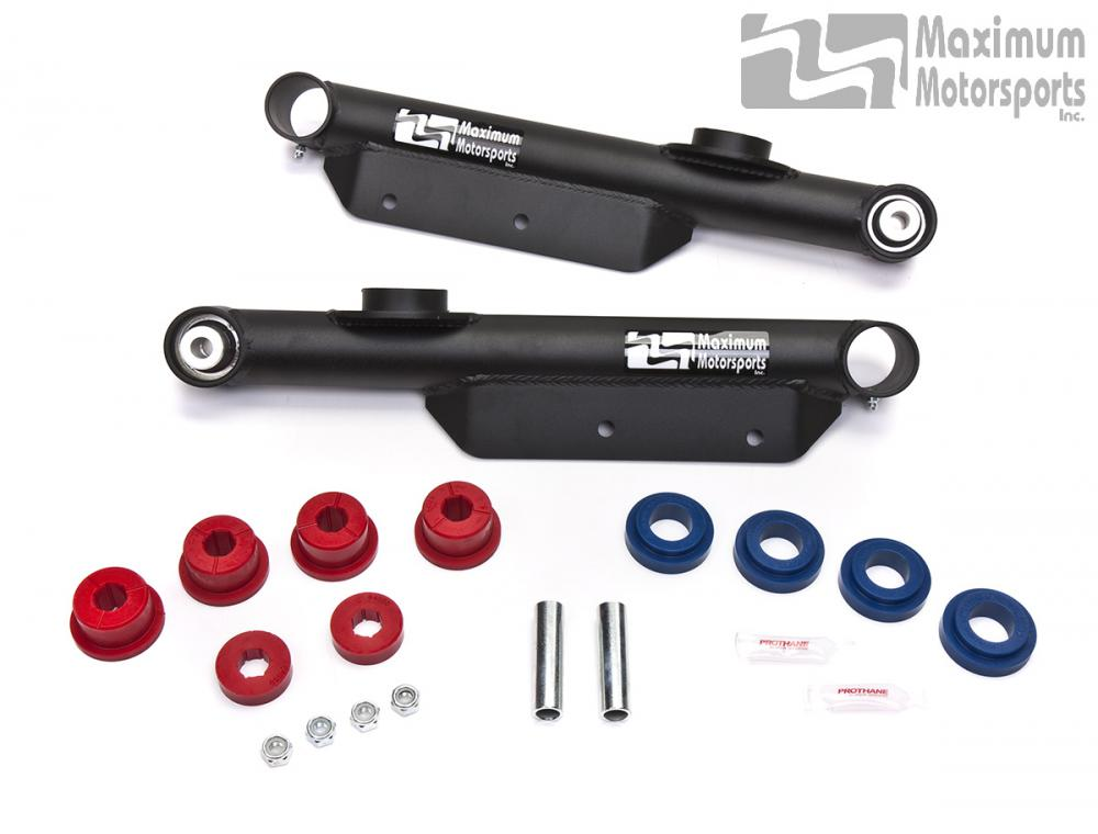 Maximum Motorsports Heavy Duty Rear Control Arms, 79-98 Mustang