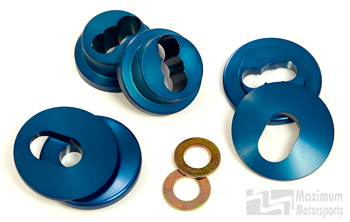 Maximum Motorsports rack bushings, MM K-member