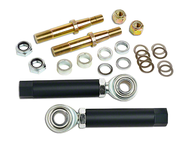 Maximum Motorsports Bump steer kit, 79-93 stock K-mem tapered stud