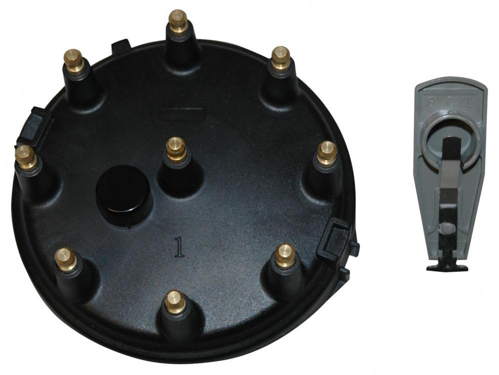 MSD Street Fire Distributor cap and rotor kit, Ford 5.0 / 5.8 EFI