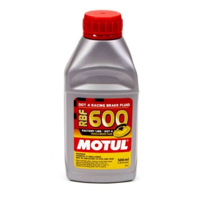 Motul RBF 600 Brake fluid, 500ml