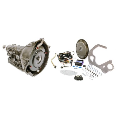 Performance Automatic 4R70W Transmission Package, Coyote Swap