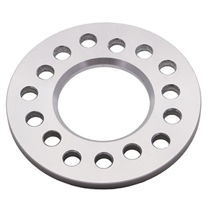 Performance World 1/4in billet wheel spacer, 5 x 4.5 bolt pattern