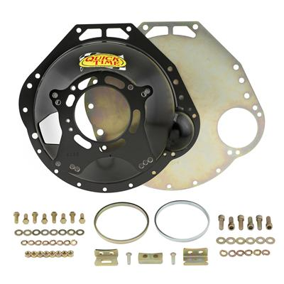 Quicktime Scatter Shield, SFI, SB Ford to T5 and Tremec
