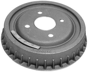 Raybestos rear drum, 79-93 Mustang 5.0