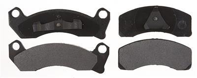 Raybestos front brake pads, 87-93 Mustang 5.0
