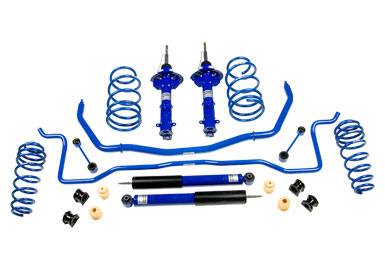 Roush Suspension Kit, Stage 2, 2005-2010 Mustang 4.6L