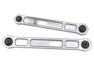 Roush Rear Trailing Arms, Lower, Billet Aluminum, 2005-2013 Mustang 4.0/4.6/5.4