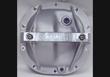 Roush Rear Axle Girdle Cover, Ford 8.8, ROUSH Logo, Ford 8.8