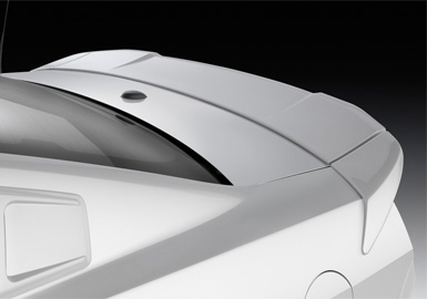 Roush Rear Spoiler Kit, Unpainted, 2010-2013 Mustang 3.7/4.0/4.6/5.0L