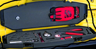 Roush Tool Kit, Trunk Mounted, 2010-2014 Mustang