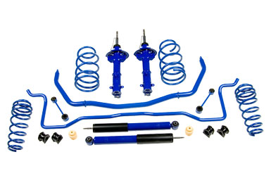 Roush Suspension Package 5XR, 2011-2014 Mustang GT