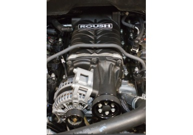 Roush R2300 Supercharger kit, Phase 1 525hp, 2011-14 F150 6.2