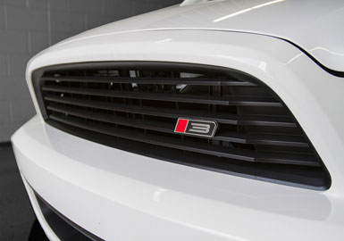 Roush Upper Grill Kit, 2013-14 Mustang