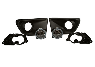 Roush Fog Lamp Pockets w/ Lights, Lower, 2013 Mustang 3.7/5.0L