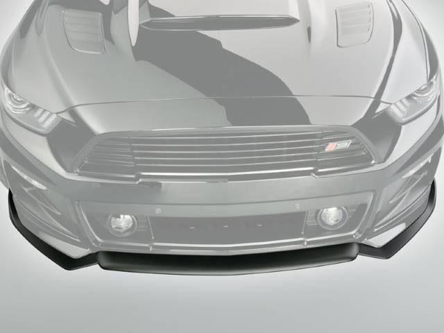 Roush Front Chin Splitter, 2015-17 Mustang 5.0L / 3.7L / 2.3L