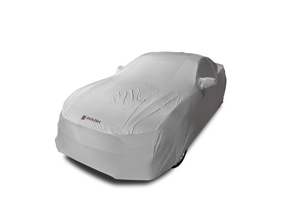 ROUSH Indoor Satin Stretch Mustang Car Cover 2015-2021