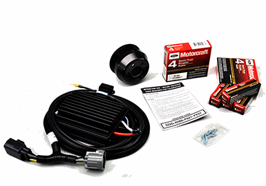 Roush R2300 Supercharger Phase 1 to Phase 2 upgrade, 2015-17 Mustang 5.0
