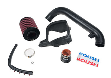 Roush Cold Air intake, 2013+ Focus ST, 2016+ Focus RS
