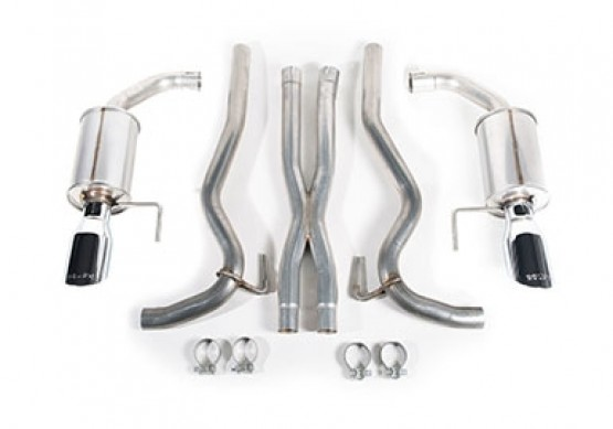Roush Catback Exhaust system, 2015-2017 Mustang 5.0