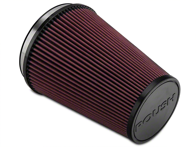 Roush Air Filter, Replacement Cold Air Kit, 2004-2008 F-150 5.4L