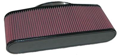 SandB Filter, HVI Intake, 2005-09 Mustang V6