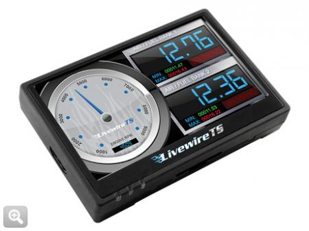 SCT Livewire TS Programmer and Display, 97+ Ford trucks