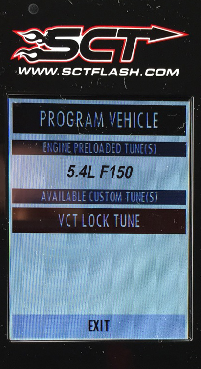 Sct Custom Tunes >> Ford 5.4 Cam Phaser Fix