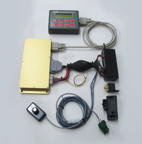 WMS / SDS Digital Injection System