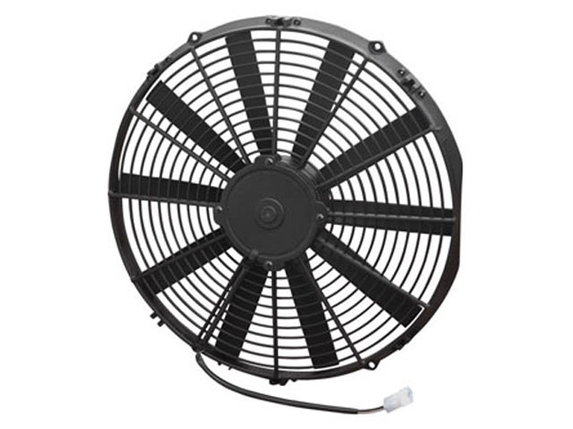 Spal Electric fan, 16 dia x 2.5 thick, 1610 cfm