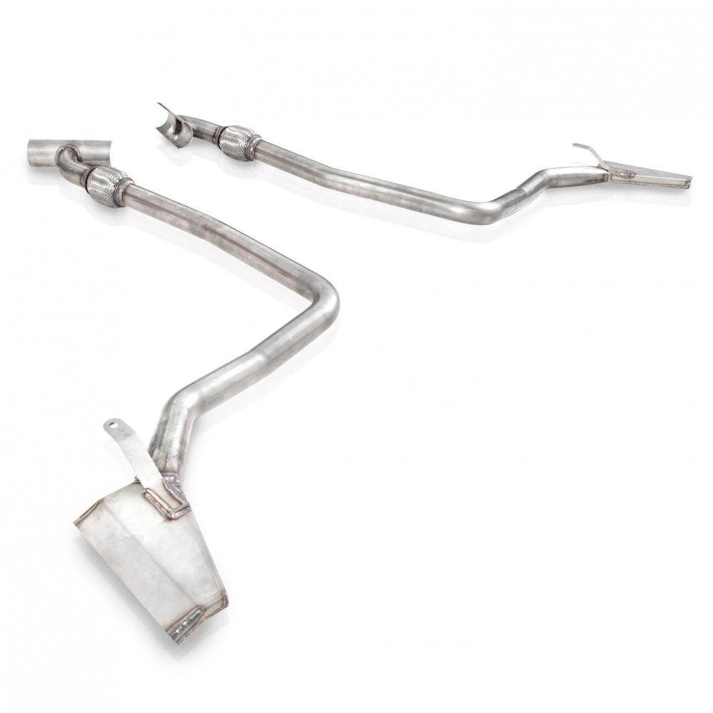 Stainless Works Ford Mustang 2011-14 SideBurners Modular-Exhaust