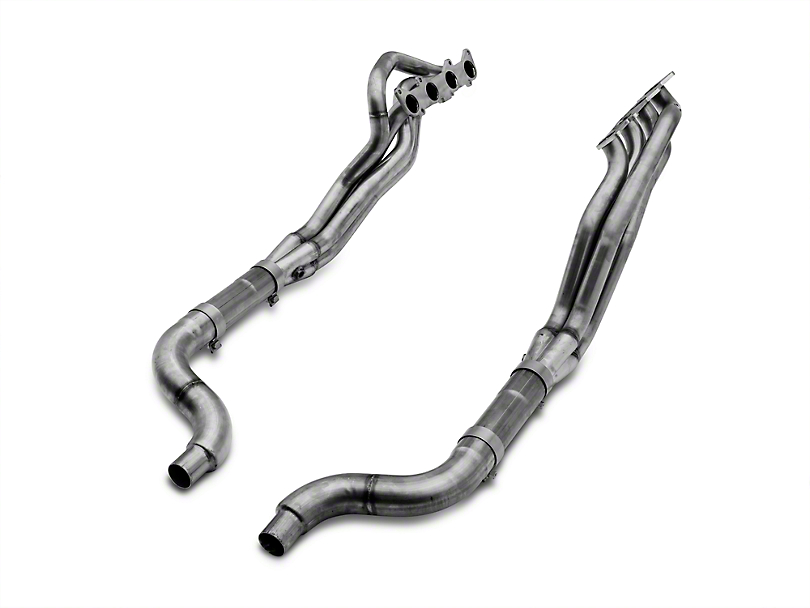 Stainless Power 1 7/8 Headers with off road pipe, 2015+ Mustang GT