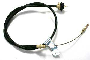 Steeda Adjustable clutch cable 1996-04 Mustang