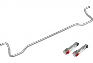 Steeda Rear Adjustable Swaybar with billet endlinks, 2005-14 Mustang
