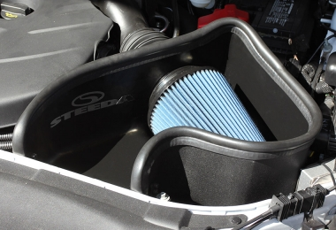 Steeda cold air intake, 2013+ Fusion Ecoboost
