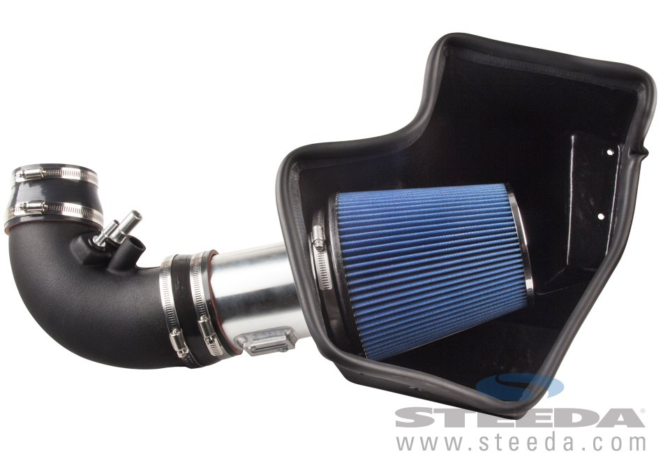 Steeda ProFlow Cold Air Intake, Tune Required 2015-2017 Mustang GT